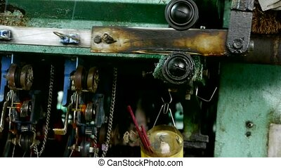 Reeling machine and Textile machine in...