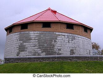 Kingston Murney Tower 2008