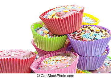 Delicious cup cakes
