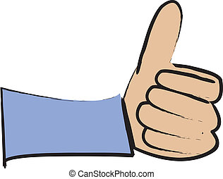 One Thumb Up