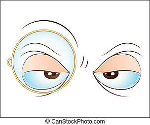 Vector Eye Expression