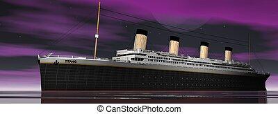 Titanic 1912 - 2012