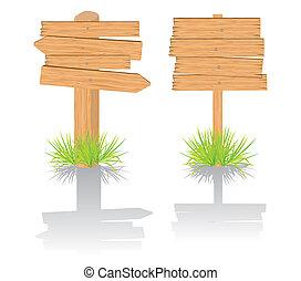 wood signals