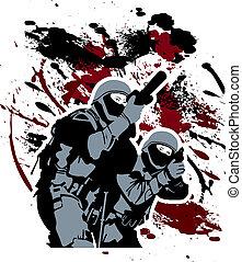 Elite soldiers