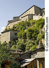 Fortress of Bard - Bard (Aosta, Italy) - The ancient...