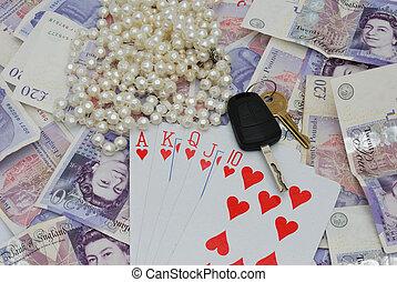 big win at poker