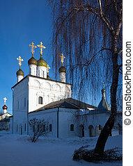 Sretensky Monastery at Gorokhovets - Sretensky Monastery at...