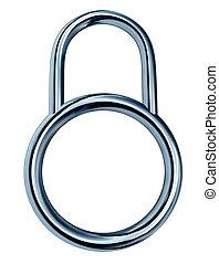 錠, セキュリティー, 概念