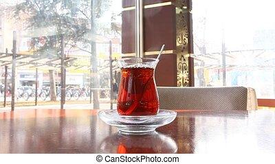 tea - turkish te