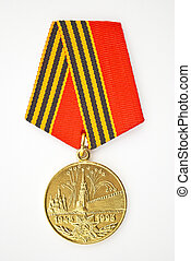 50th Anniversary of Victory Medal - Medal 50 Anniversary of...