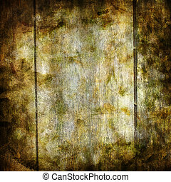Grunge wooden vintage scratch background Abstract backdrop...