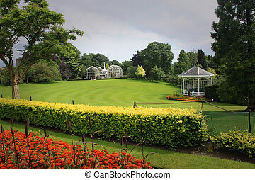 botanic garden - photo of botanic garden in Birmingham