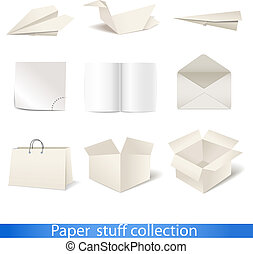 Paper style collection