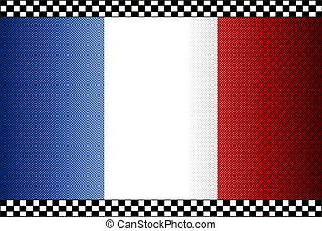 Carbon Fiber Black Background France