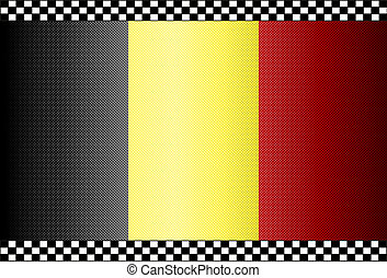 Carbon Fiber Black Background Belgium