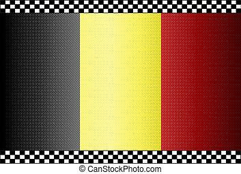 Carbon Fiber Black Background Belgium