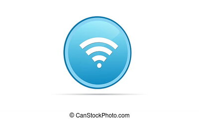 Wifi - Spinning Wifi Icon