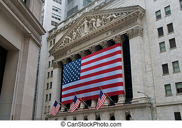 Financial Crisis at the New York Stock Exchange