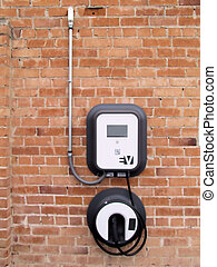 Fill it Up Please - EV Charging Station