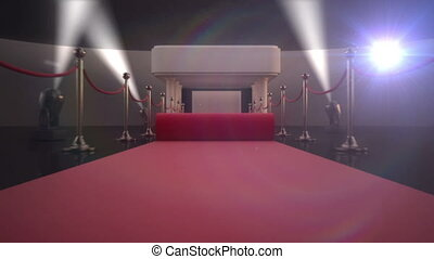 Cinema Intro - It can be used for award ceremony or cinema...