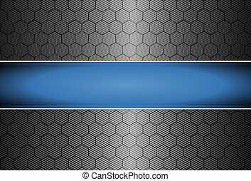 realistic carbon fiber - A realistic carbon fiber background...