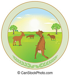 Goats Label