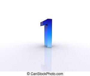 number - 3D