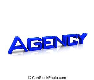 Agency - 3D