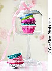 Cupcake, casos