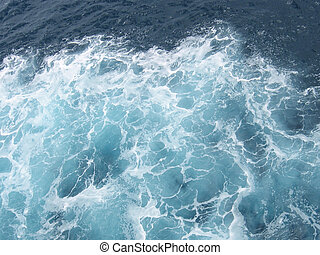 Nice blue water texture