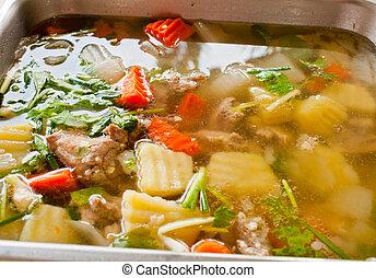 Tailandês, alimento