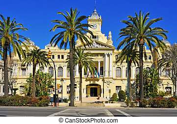City Council of Malaga, Spain