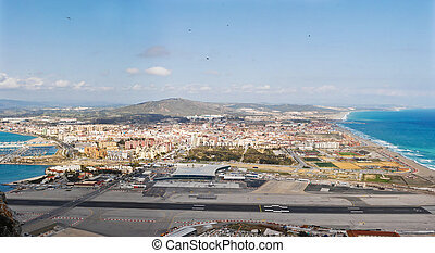 Bay of Gibraltar - Airport