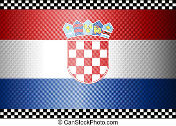 Carbon Fiber Black Background Croatia