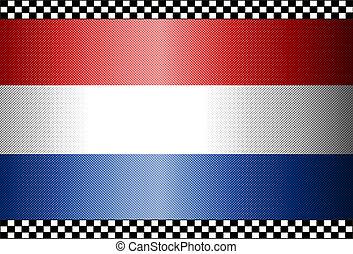 Carbon Fiber Black Background Netherlands