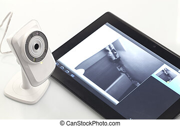 Network webcam