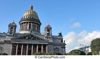 St. Isaac's Cathedral (Isaakievskiy Sobor), Saint...