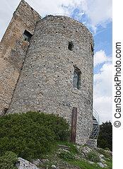Bastiglia - castello Arechi