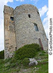 Castello di Arechi a Salerno - Bastiglia Castello Arechi a...