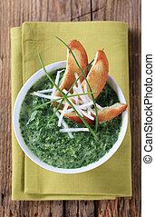 grönsak, soppa