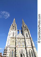 Cathedral of Regensburg - The Cathedral of Regensburg,...