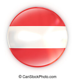badge - Austrian flag