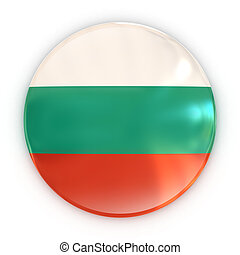 badge - Bulgarian flag