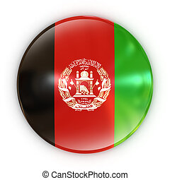 badge - Afghan flag