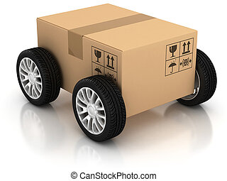 delivery, moving, transport - delivery, moving, shipping,...