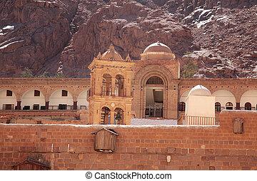 Saint Catherines Monastery