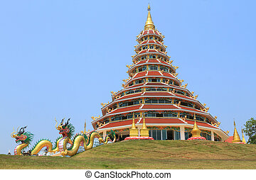Chinese temple   - Chinese temple