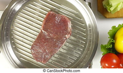 Beef Steak Grilled
