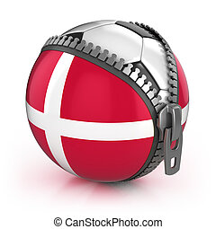 Denmark football nation