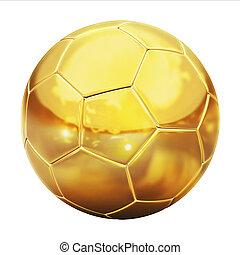golden football (soccer ball) - golden football (soccer...
